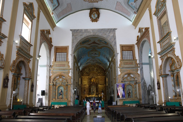 Iglesia San Luís.