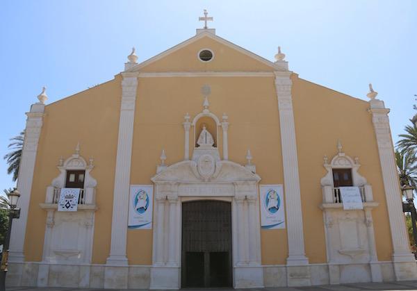 Iglesia Santa María de África