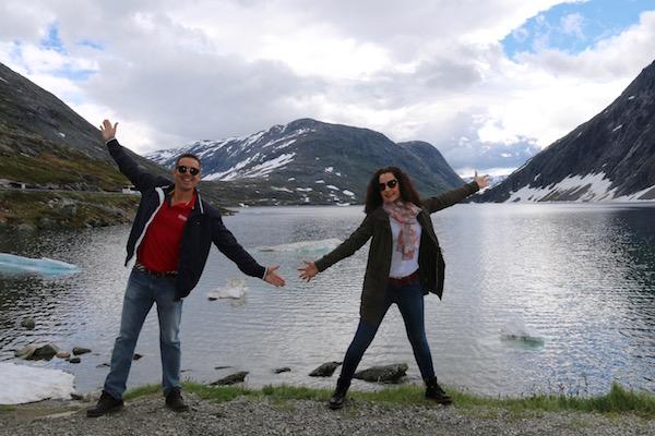Lago Djupvatnet