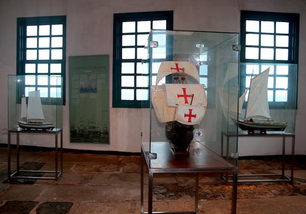 Museo Faro Barra