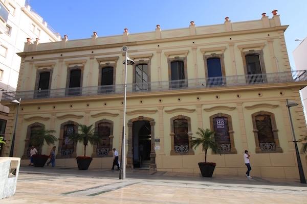 Museo Revellín.