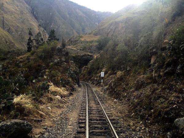 Paisaje Tren