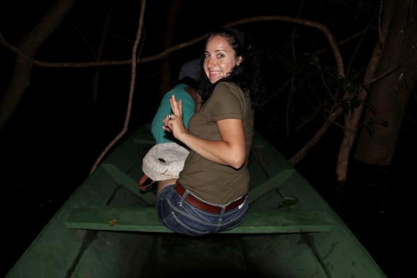 Paseo Nocturno Amazonas
