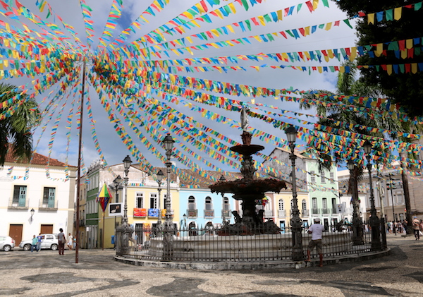 Plaza Terreiro de Jesús