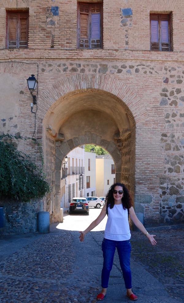 Puerta Alarcones