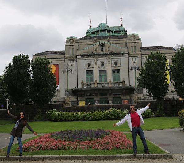 Teatro Nacional Bergen