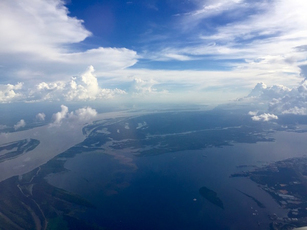 Vistas Ventana Selva Amazonas