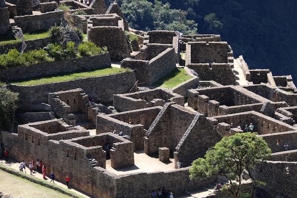 Zona Arqueológica Machu Picchu,