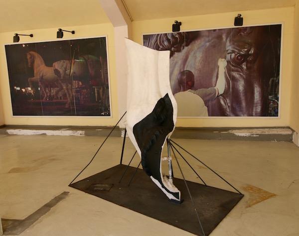 Exposición Hipódromo San Siro