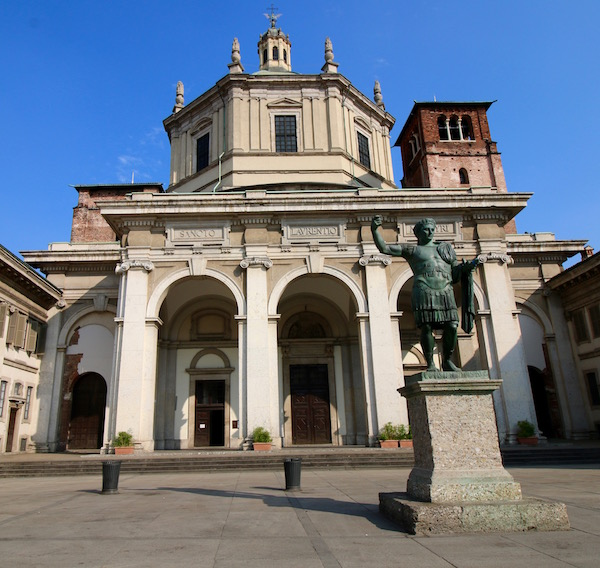 Iglesia San Lorenzo Maggiore