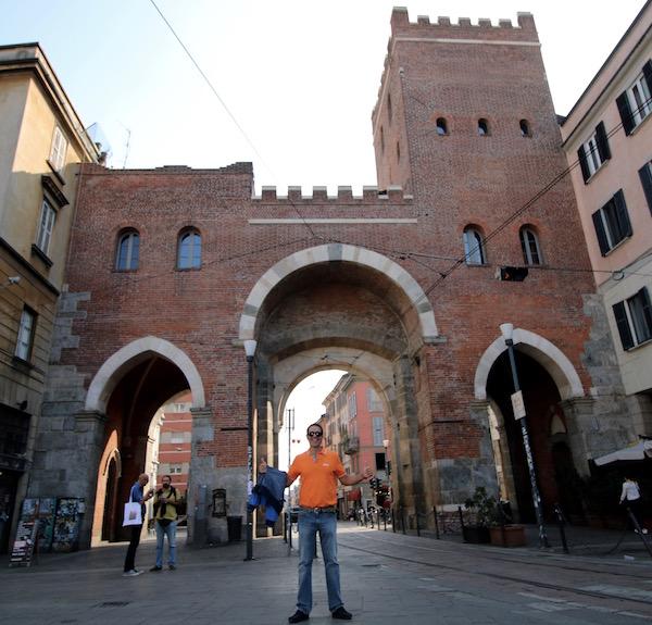 Port Ticinese Medievale
