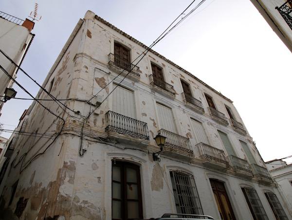 Casa de la Viuda.