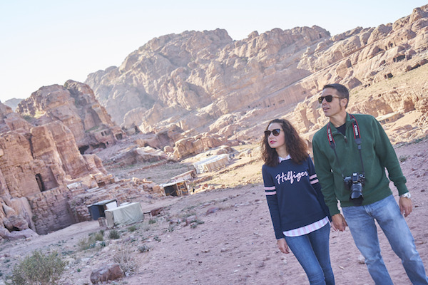 Caminando Petra