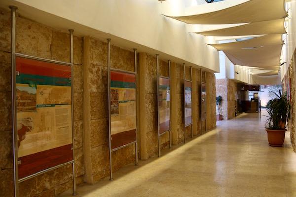 Sala Centro Exposiciones Petra