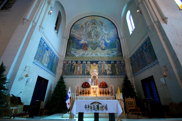 Altar Iglesia San Francisco Asís