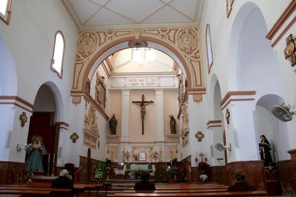 Altar Iglesia de La Victoria