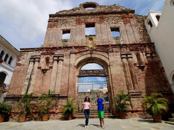 Ruinas del Convento Jesuitas