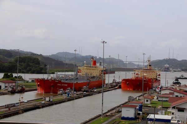 Barcos Canal de Panamá