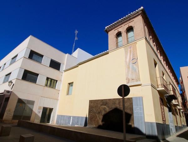 Centro de Arte Hernández Quero