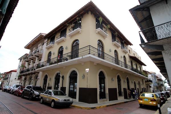 Edificios Casco Antiguo Ciudad de Panamá