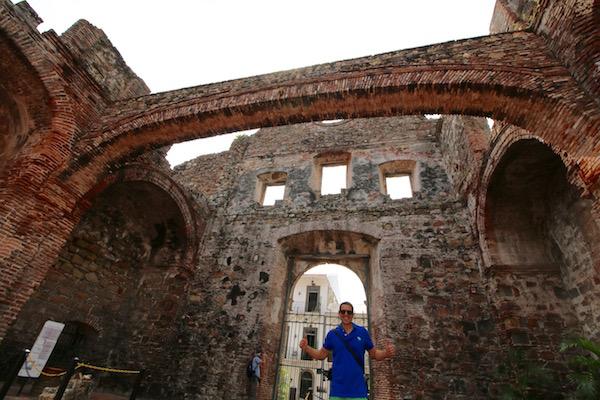 El Arco Chato