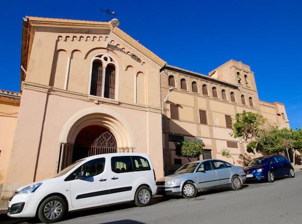 Iglesia del Convento de Las Nazarenas