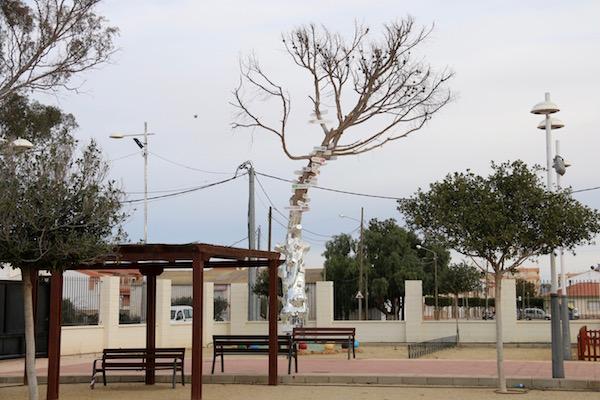 Interior Parque Periurbano Blas Infante
