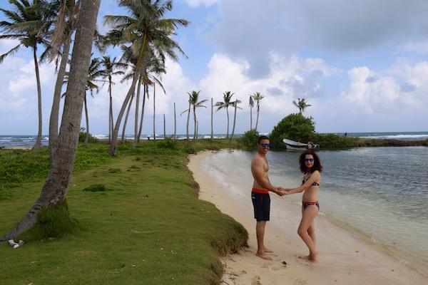 Isla Paraíso.
