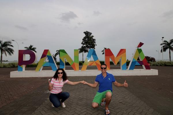 Letras Ciudad de Panamá