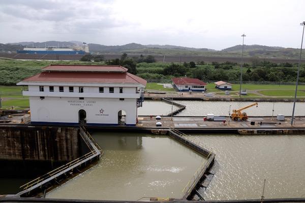 Miraflores Canal de Panamá