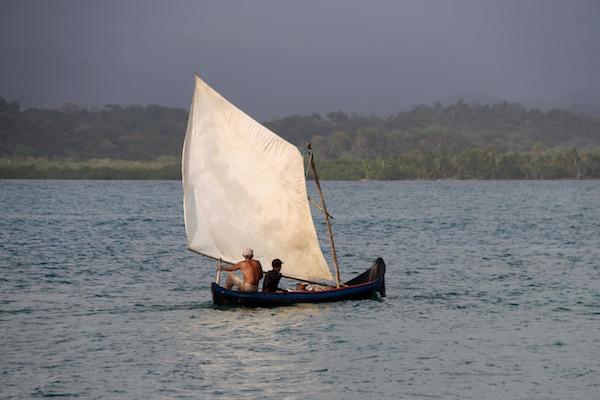 Pescadores Gunas