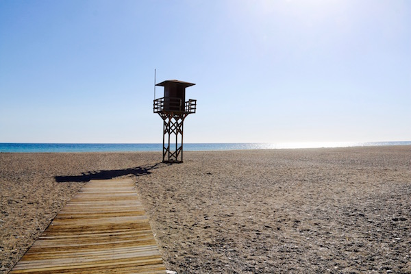 Playa del Poniente