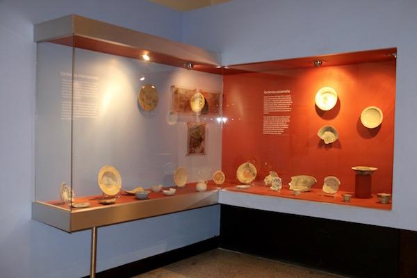Sala Museo en Panama Viejo