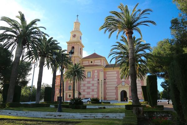 Santuario Nuestra Señora de la Cabeza