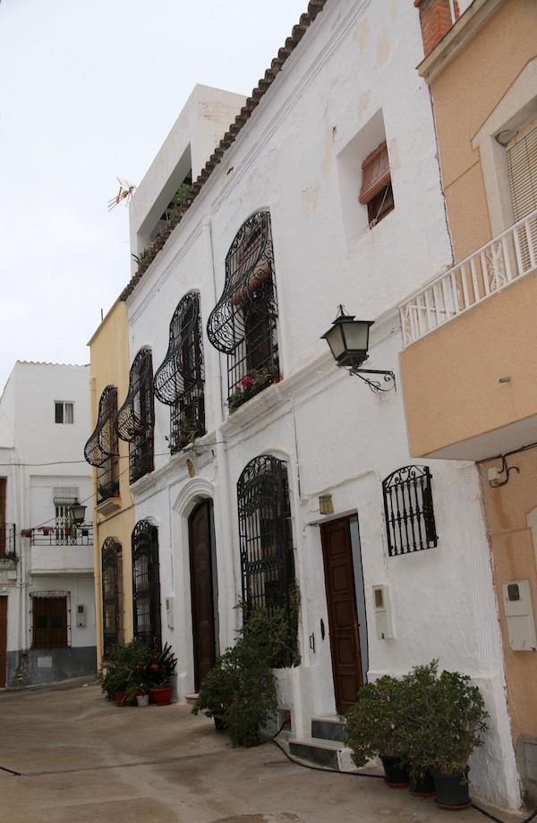 Callejuelas Alboloduy