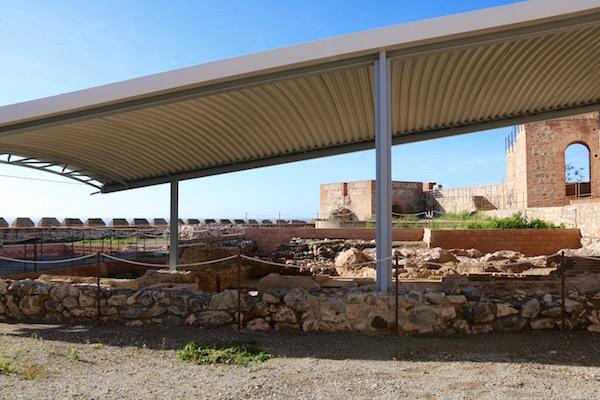 Castillo Salobreña.