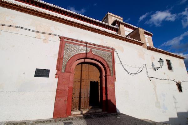 Fachada Iglesia del Rosario