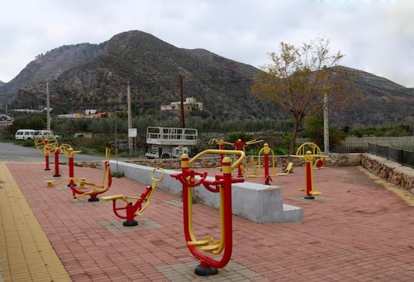 Parque Biosaludable