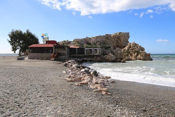 Playa del Peñón