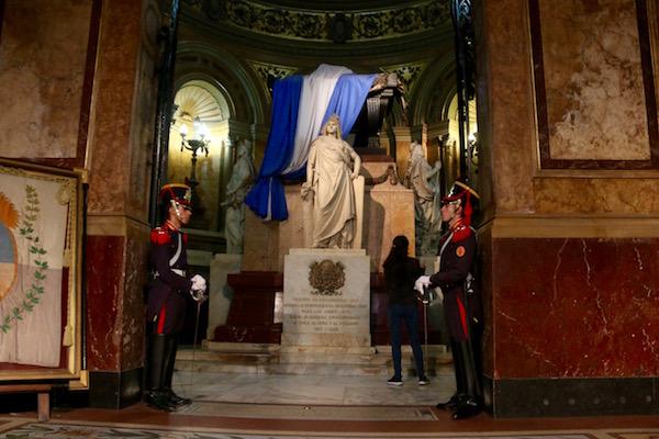 Tumba del General José San Martín