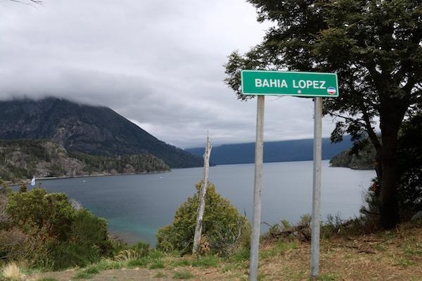Bahía López
