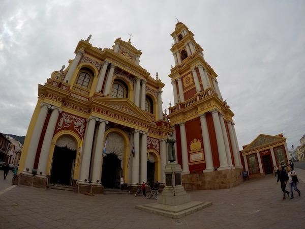 Basílica Menor y Convento San Francisco