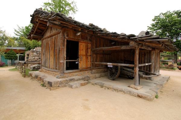 Casas tradicionales Coreanas