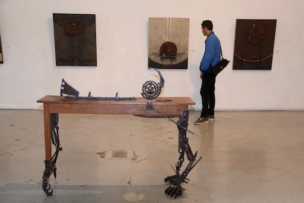 Exposiciones Museo Arte Contemporaneo