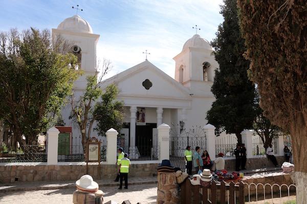 Iglesia Candelaria y San Antonio