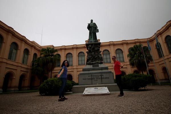 Monumento Fray Fernando Trejo y Sanabria