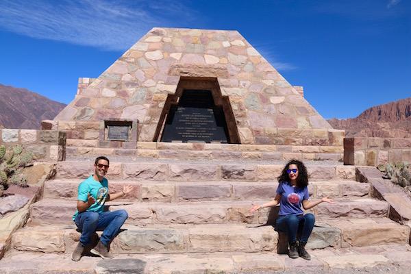Pirámide Trunca