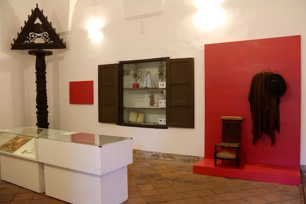 Sala Museo Arte Religioso Juan Tejeda