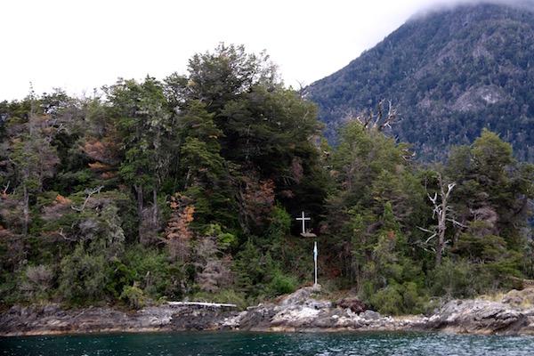 Tumba Perito Moreno