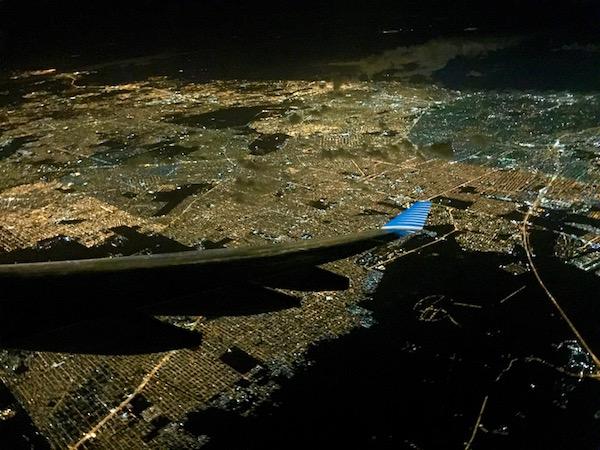 Vistas Avión Buenos Aires